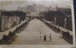 AUSTRIA 1923 CARTE POSTALE VIENNA INTERESSANTE AFFRANCATURA - Vienna