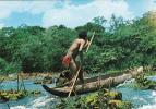 Guyane Française Et Surinam - Haut Itany - Indiens Wayana Dans Les Rapides - Editeur: Delabergerie - Autres