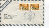 SALVAD LOS TESOROS DE NUBIA  UNESCO  1963 FDC SOBRE 1º DIA DE EMISION  ARGENTINA   OHL