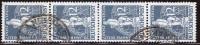 BERLIN - 1949 - Mi 35 - 75th ANNIERSARY OF UPU - STRIP OF 4 STAMPS - [5] Berlin