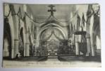 CPA - VIC Sur SEILLE - Intérieur De L'église (décorée) - Vic Sur Seille