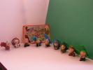 9 Magic Kinder Surprise Toy, Skateboard Kids Set  2008+ Bpz - Kinder & Diddl