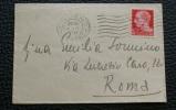 ITALIA 1929 20 CENT IMPERIALE SU LETTERA - Storia Postale