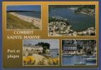 29 COMBRIT STE-MARINE Plage Et Port ; Yachts 4 Vues - Combrit Ste-Marine