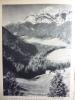 Grenoble Et Ses Environs , Le Grand Som , Le Couvent De La Grande Chartreuse , Héliogravure 1949 - Historische Dokumente