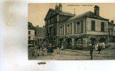Brionne  27   L'Hotel De Ville Et Place Tres Animée Au Fond 2 Magasins - Other Municipalities