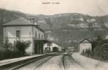 """LAISSEY """" La Gare """" - France"""