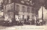 LAPALISSE GARAGE JALICOT- TRES BELLE CARTE ANIMEE: VOITURES, AUTOMOBILINE! - Lapalisse