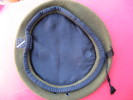 Beret Of Army Of Bosnia And Herzegovina Used During The War In Bosnia - Uniforms