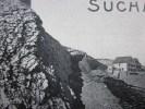 Observatoire Du Sentier En Suisse -Chocolat Suchard Neuchâtel Suisse— Chromo Image— - Suchard