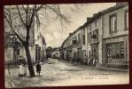 Cpa Du  81  Alban  Grand' Rue      CRO4 - Alban