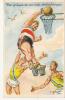 Illustrateur - Paul Ordner - Basket-Ball - Bien Pratiques Ces Sous Pieds Stratosphériques - Photochrom N° 989 - Ordner, P.