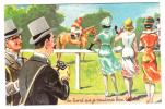 Illustrateur - Paul Ordner - Un Tiercé Que Je Voudrais Bien Toucher - Photochrom N° 1401 - Ordner, P.