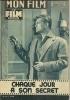 """MON FILM  N° 633 - 1958 """" CHAQUE JOUR A SON SECRET """" JEAN MARAIS + """" L'ADIEU AUX ARMES """" ROCK HUDSON - Cinema"""