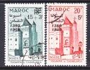 Morocco B 6-7  (o) - Morocco (1956-...)