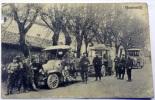 Montmedy, 1915, 1.Weltkrieg, Soldaten Eines Sänitätszugs - Photos
