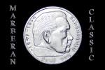 MONEDA DOS MARCOS DE PLATA ALEMANES DE 1939 - 2 Reichsmark
