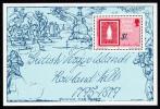 British Virgin Islands MNH Scott #363 Souvenir Sheet $1 BVI #8c - Sir Rowland Hill - Iles Vièrges Britanniques