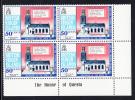 British Virgin Islands MNH Scott #279 50c Sir Winston Churchill´s Birth Centenary Lower Right Plate Block - Iles Vièrges Britanniques