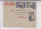 SIERRA LEONE - 1945 - ENVELOPPE Par AVION De FREETOWN Pour LONDON - Sierra Leone (...-1960)