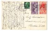 [W1057]Italia Cartoline Carro Siciliano Ca1930 C/ Afrancatura Multicolore Virgilio Italy Postcard Sicilia - Unclassified