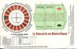 N°20011 -cpa La Roulette De Monte Carlo - Other