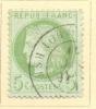 FRANCE CERES N° 53 YT Oblitere Cachet à Date Bourse - 1871-1875 Cérès