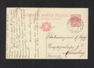 Italia Cartolina 1914 Corniglio Parma - Postwaardestukken