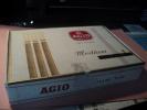 *******vieille Boite De Cigares AGIO Medium Tip. - Boites à Tabac Vides