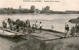 Carte Postale PONCEY - LES  THEE  - Bord De La Saone - France
