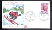 VER1624 - FRANCIA , Pattinaggio 6/2/68 . Sci Discesa - Inverno1968: Grenoble