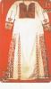 PALESTINE(chip) - Traditional Dress, Tirage 75000, 12/98, Used - Palestina