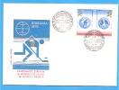 European Hockey Championships ROMANIA  1 X Cover FDC 1979 - FDC