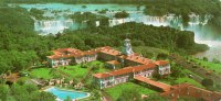 BRESIL-BRASIL- Foz Do Iguaçu, Vista Aeria Grande Hotel Das Cataratas (falls Grand Hotel)  BIGCARD  Big Card* PRIX FIXE - Brazil