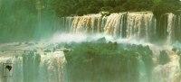 BRESIL-BRASIL- Foz Do Iguaçu Cataratas Da Foz Do Iguaçu   (falls)  BIGCARD  Big Card* PRIX FIXE - Brazil