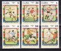 Cuba Série Complète CM 86 ** - World Cup