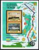 British Virgin Islands MNH Scott #558 Souvenir Sheet Of 2 $1.50 Great Eastern, Cable Venture - Cable-Laying Ships - Iles Vièrges Britanniques