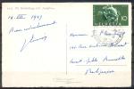1949 - BELLE CARTE ILLUSTREE Avec  BEL AFFRANCHISSEMENT - Suisse