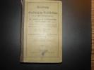1890 AUSÜBUNG FLEISCH BESCHAU VETERINAIRE ABATTOIR BOUCHERIE BOUCHER BADEN KARLSRUHE - Santé & Médecine