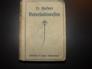 1912 VETERINÄRSWESEN GROSSHERZOGTUM BADEN ELEVAGE VETERINAIRE ABATTOIR BOUCHERIE BOUCHER  ANIMAUX - Santé & Médecine