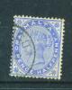 MALTA  -  1860  Queen Victoria  21/2d  Used As Scan - Malta (...-1964)