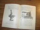 BERLIN 1931 LEITFADEN FÜR TRICHINENSCHAUER  VETERINAIRE ABATTOIR BOUCHERIE MICROSCOPE - Santé & Médecine