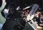 Punk Rock Concert The Ritz NYC Postcard Stage Diving - 04187 - Musique Et Musiciens