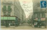 PARIS - La Rue Pergolèse - Arrondissement: 16