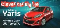 New Toyota Yaris 2012 - Ferntree Gully Melbourne Australia Unused Promotional PC - Passenger Cars