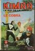 "KIMBA  N"" 2 - 1970  "" LE COBRA "" VITO FORNARI / RITA NISTIN - Cinema"