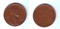 U.S.A. 1 Cent 1944 - EDICIONES FEDERALES