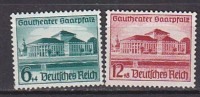 PGL L0036 - DEUTSCES REICH Yv N°614/15 ** - Deutschland