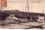 Lesconil, ( 29 ), A Marée Basse, Le Phare, éd. Dantan 386  ( Port Offert ) - Lesconil