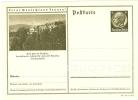 Deutsches Reich, Bild-Ganzsache Bad Orb Als DRUCKPROBE - Allemagne